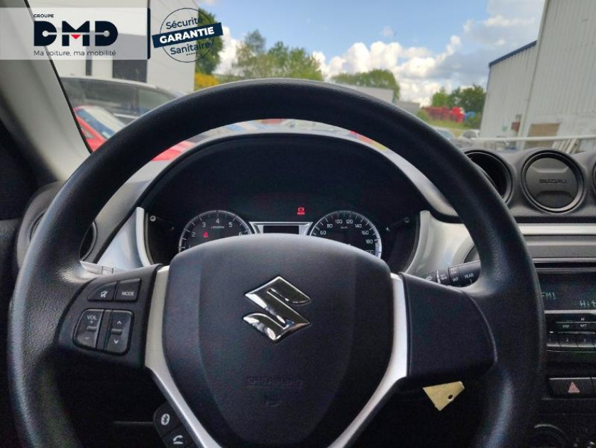 Suzuki Vitara 1.6 Vvt Avantage - Visuel #7
