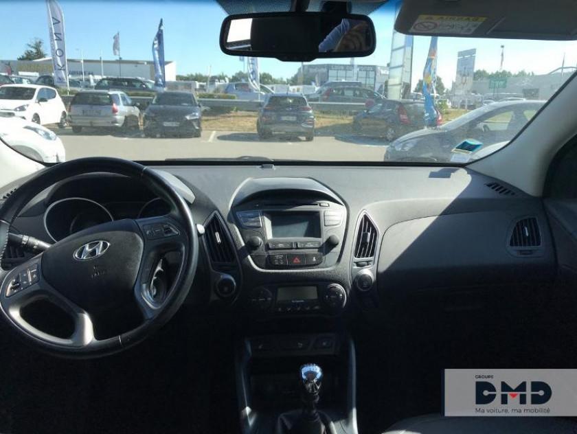 Hyundai Ix35 1.7 Crdi 115ch Pack Sensation Blue Drive - Visuel #5