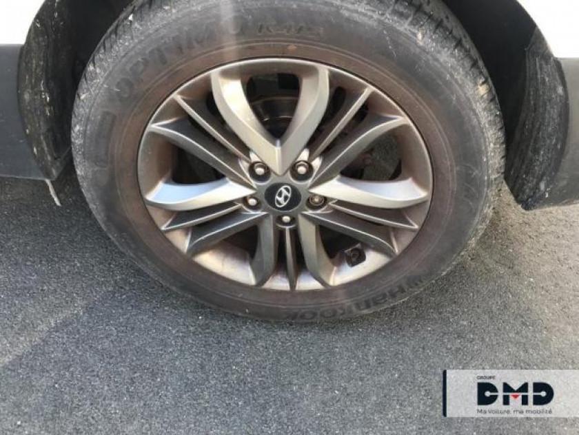 Hyundai Ix35 1.7 Crdi 115ch Pack Sensation Blue Drive - Visuel #19
