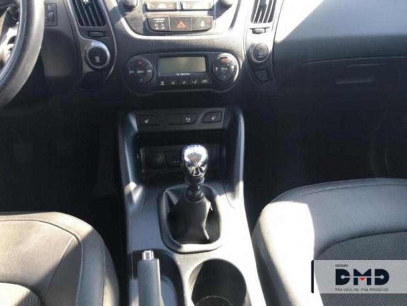 Hyundai Ix35 1.7 Crdi 115ch Pack Sensation Blue Drive - Visuel #14