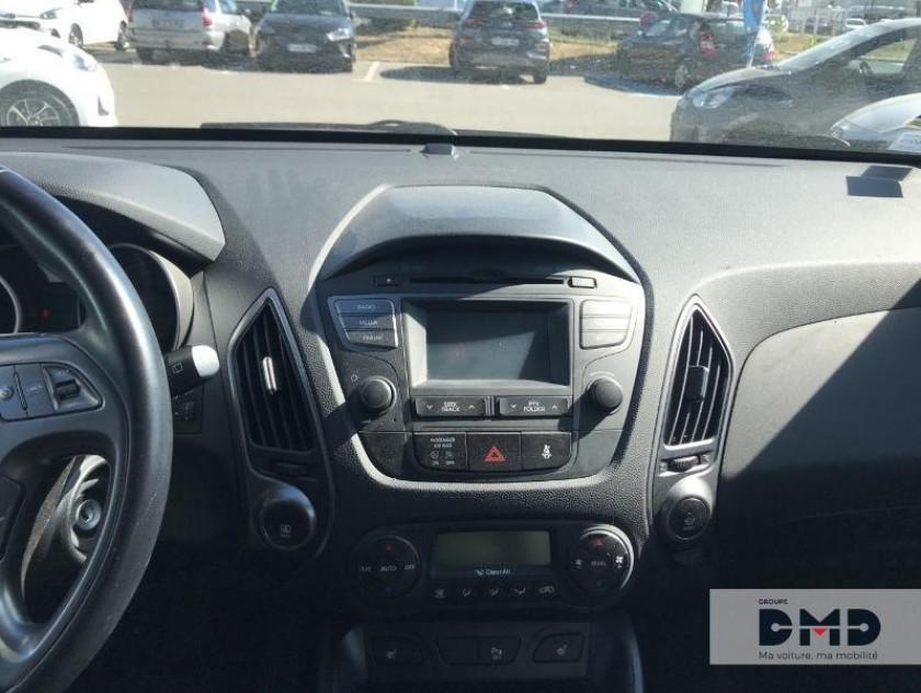 Hyundai Ix35 1.7 Crdi 115ch Pack Sensation Blue Drive - Visuel #6