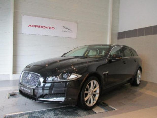 Jaguar Xf Sportbrake 2.2 D 200ch Luxe Premium