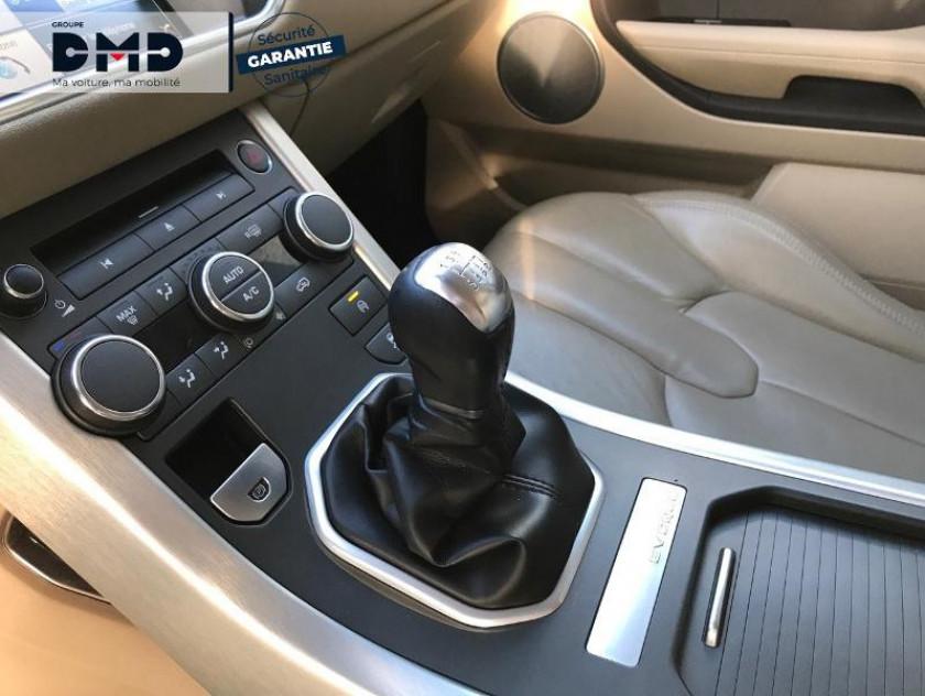 Land Rover Evoque 2.2 Ed4 Pure Pack Tech 4x2 Mark Ii - Visuel #8