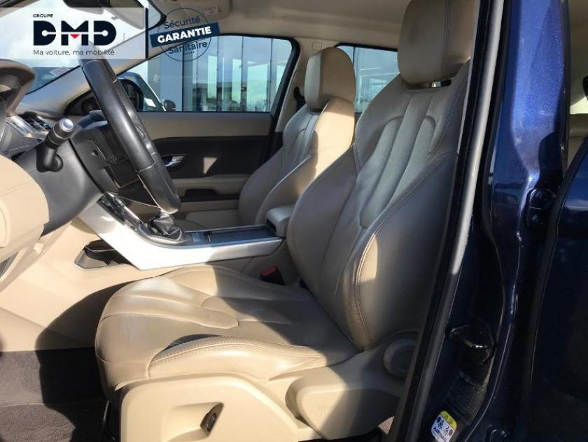 Land Rover Evoque 2.2 Ed4 Pure Pack Tech 4x2 Mark Ii - Visuel #9