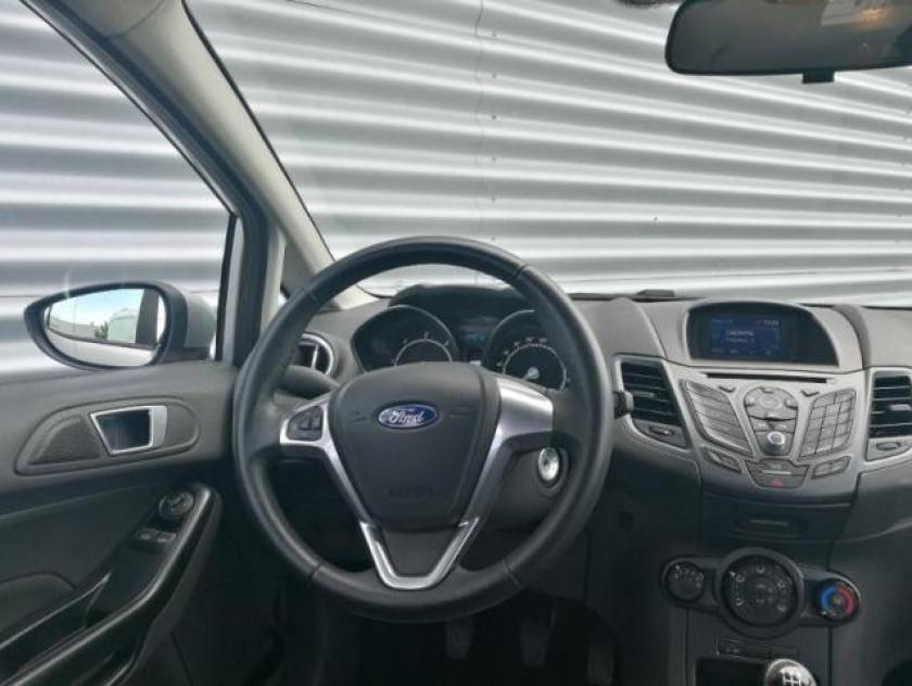 Ford Fiesta 1.5 Tdci 75ch Stop&start Edition 5p - Visuel #13