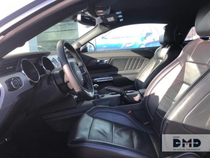 Ford Mustang Fastback 2.3 Ecoboost 317ch - Visuel #9