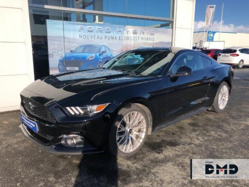 Ford Mustang Fastback 2.3 Ecoboost 317ch - Visuel #14