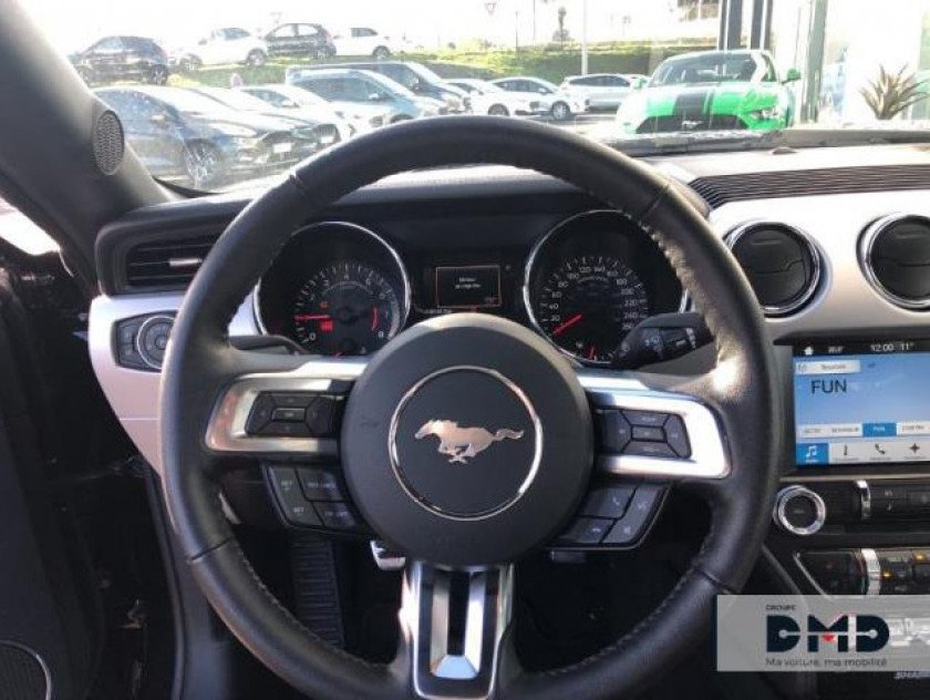 Ford Mustang Fastback 2.3 Ecoboost 317ch - Visuel #7