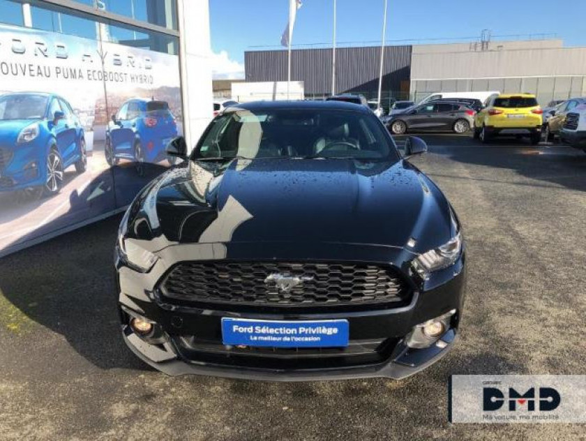 Ford Mustang Fastback 2.3 Ecoboost 317ch - Visuel #4
