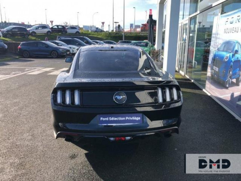 Ford Mustang Fastback 2.3 Ecoboost 317ch - Visuel #11
