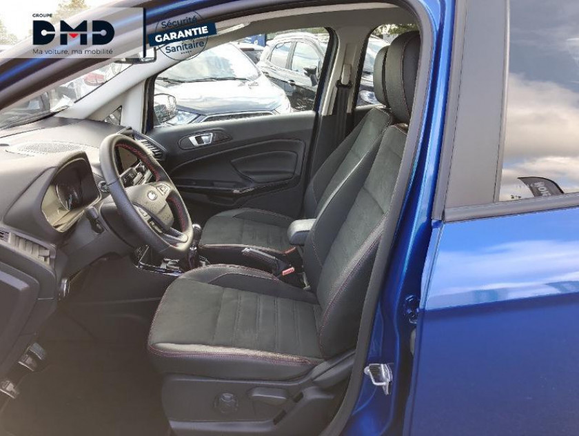 Ford Ecosport 1.0 Ecoboost 125ch St-line Euro6.2 - Visuel #9