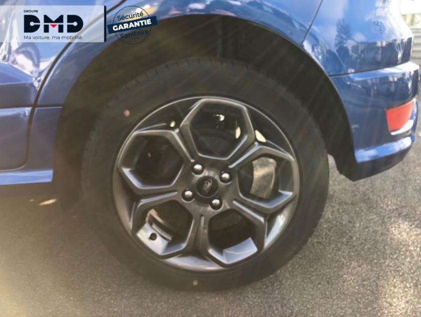 Ford Ecosport 1.0 Ecoboost 125ch St-line Euro6.2 - Visuel #13