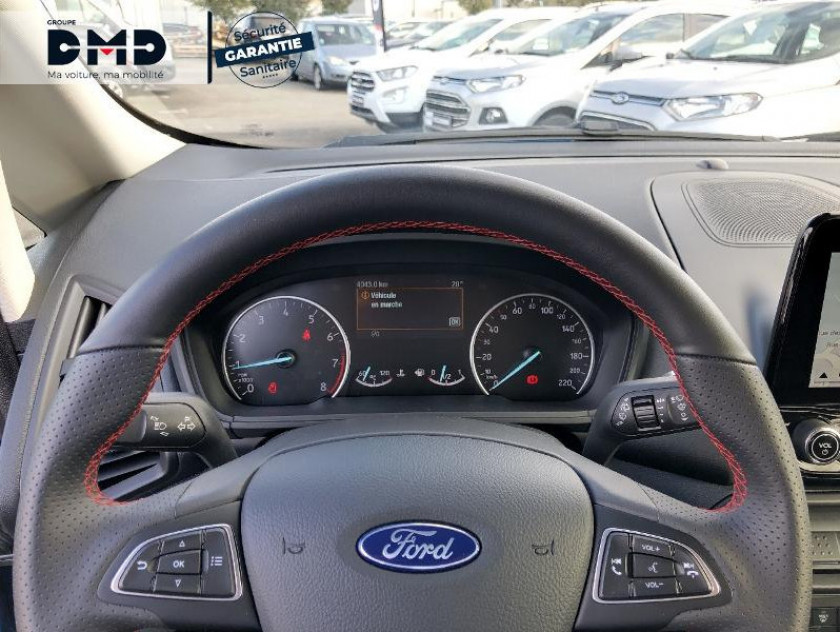 Ford Ecosport 1.0 Ecoboost 125ch St-line Euro6.2 - Visuel #7