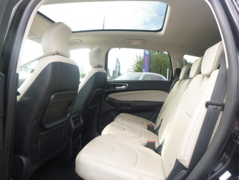 Ford S-max 2.0 Tdci 180ch Stop&start Titanium Powershift - Visuel #9