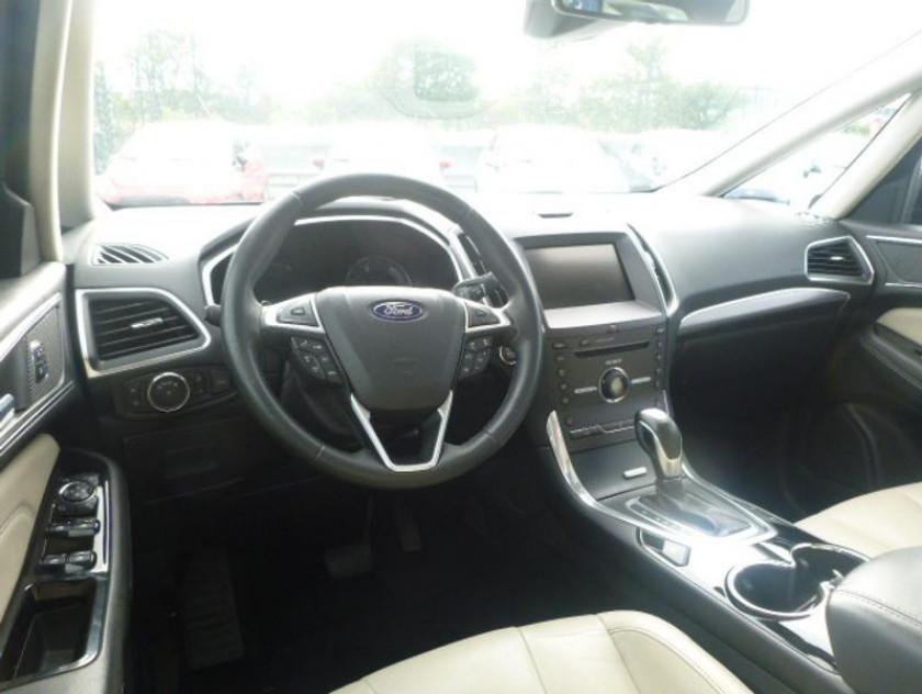 Ford S-max 2.0 Tdci 180ch Stop&start Titanium Powershift - Visuel #2