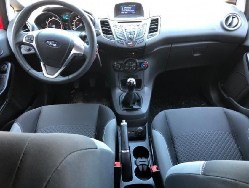 Ford Fiesta 1.25 82ch Edition 5p - Visuel #14