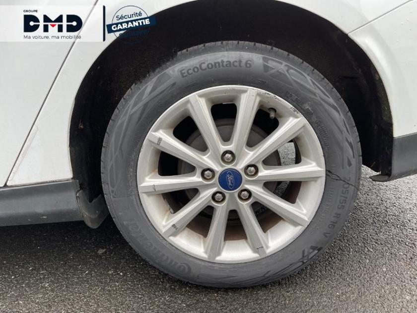Ford Focus Sw 1.5 Tdci 95ch Stop&start Titanium - Visuel #13