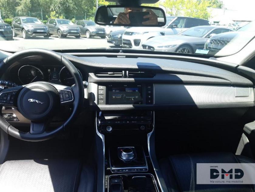 Jaguar Xf 2.0d 180ch Prestige Bva - Visuel #5