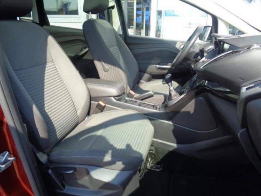 Ford C-max 1.0 Ecoboost 125ch Stop&start Titanium - Visuel #2