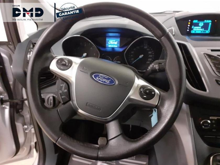 Ford C-max 1.6 Tdci95 Fap Edition - Visuel #7