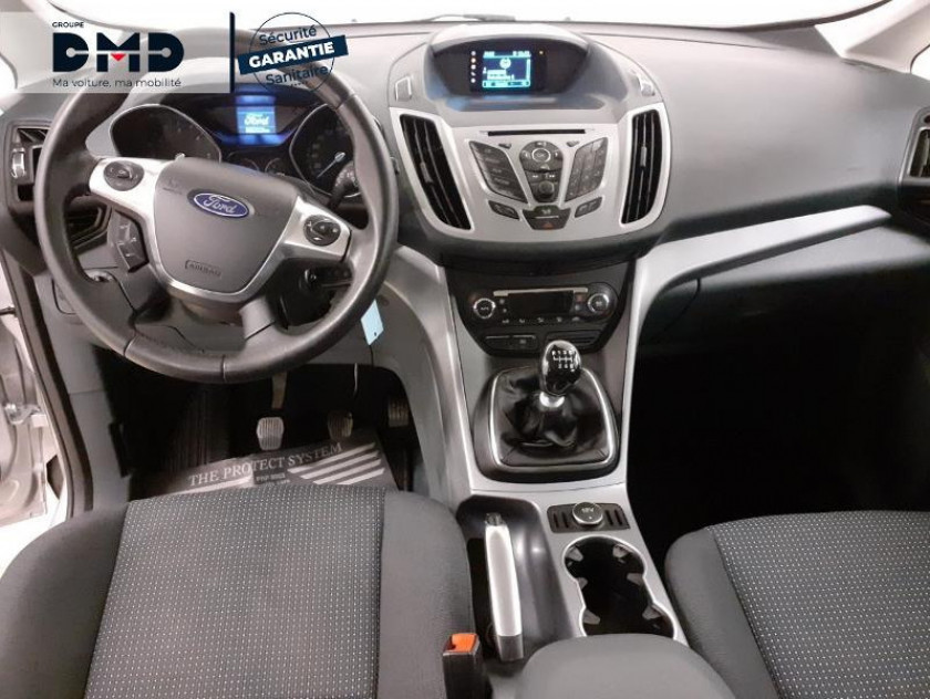Ford C-max 1.6 Tdci95 Fap Edition - Visuel #5