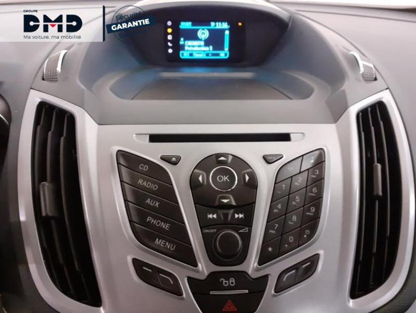 Ford C-max 1.6 Tdci95 Fap Edition - Visuel #6