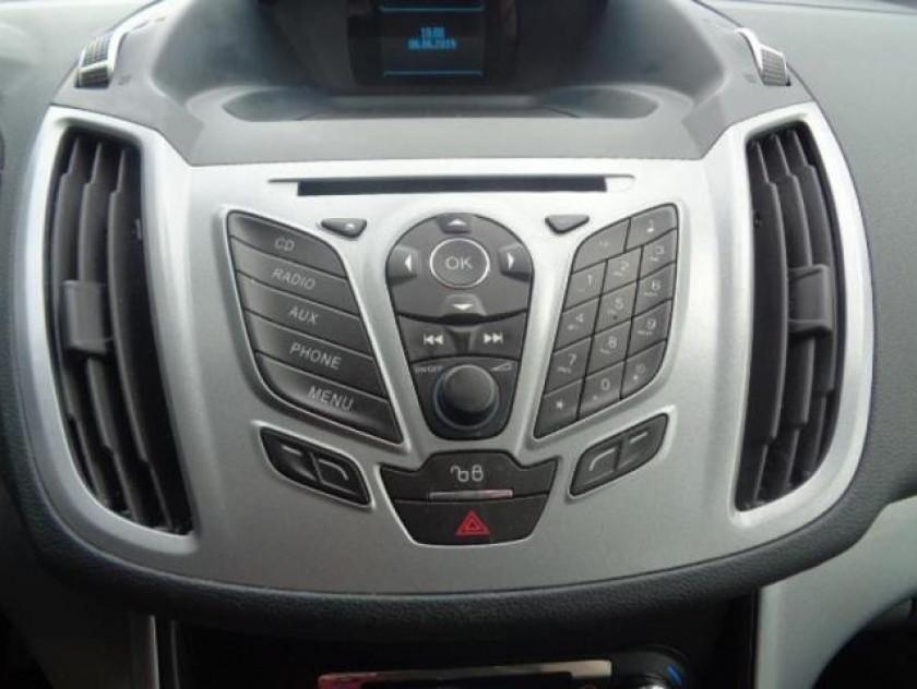 Ford C-max 1.6 Tdci 115ch Fap Edition - Visuel #11