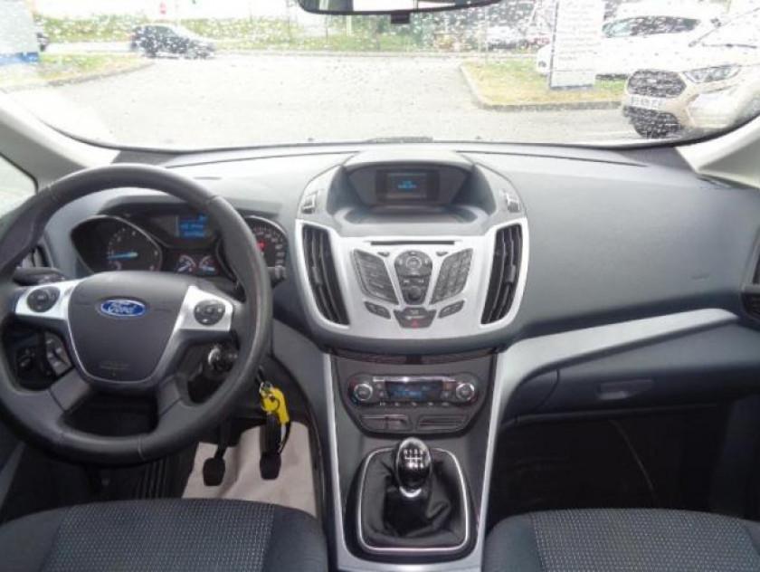 Ford C-max 1.6 Tdci 115ch Fap Edition - Visuel #2