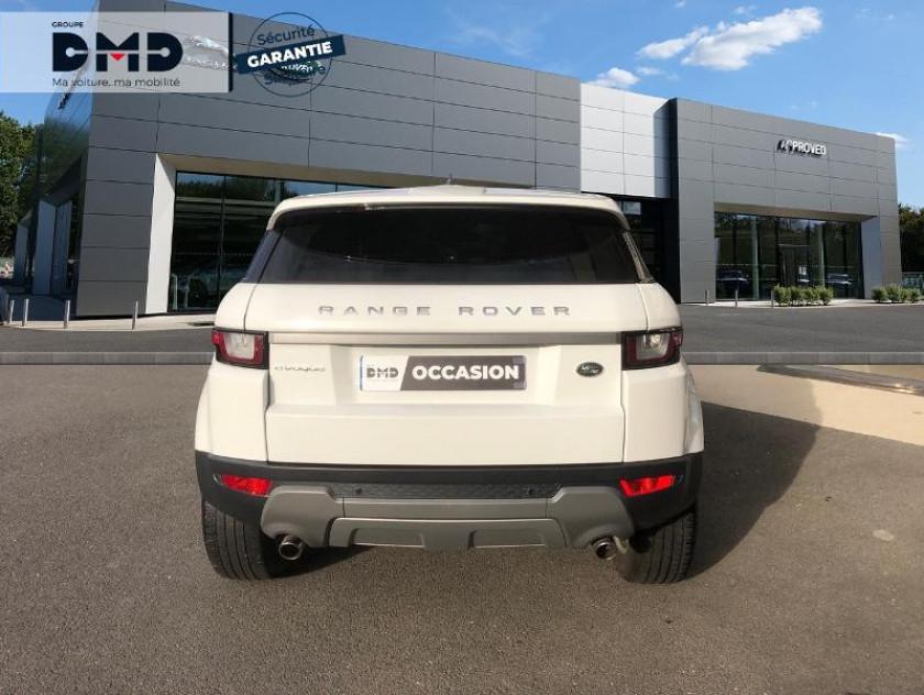 Land Rover Evoque 2.0 Td4 180 Se Bva Mark Iii - Visuel #11