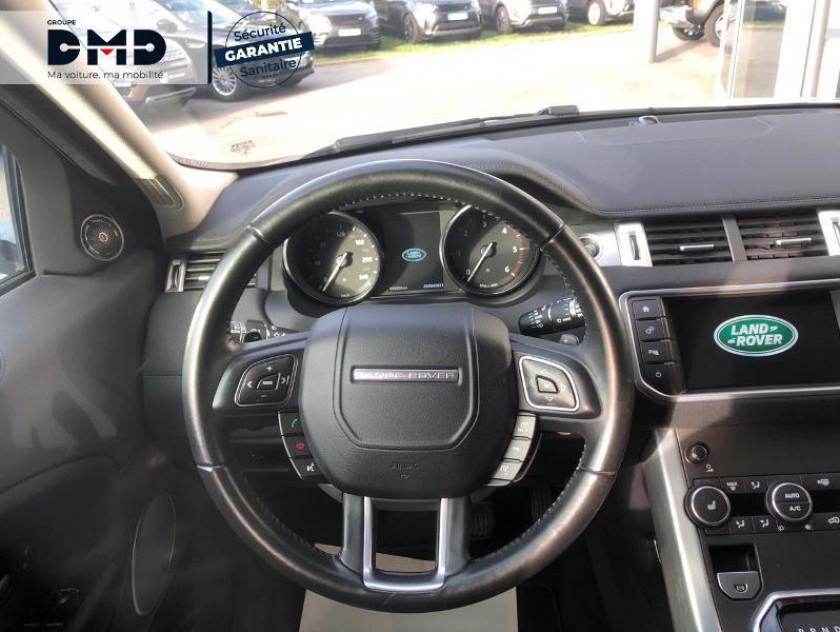 Land Rover Evoque 2.0 Td4 180 Se Bva Mark Iii - Visuel #7