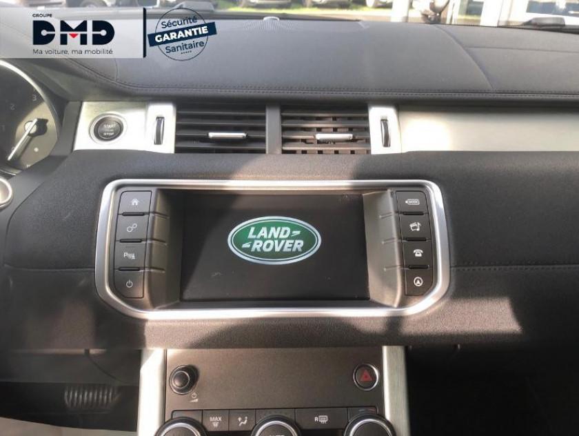 Land Rover Evoque 2.0 Td4 180 Se Bva Mark Iii - Visuel #6
