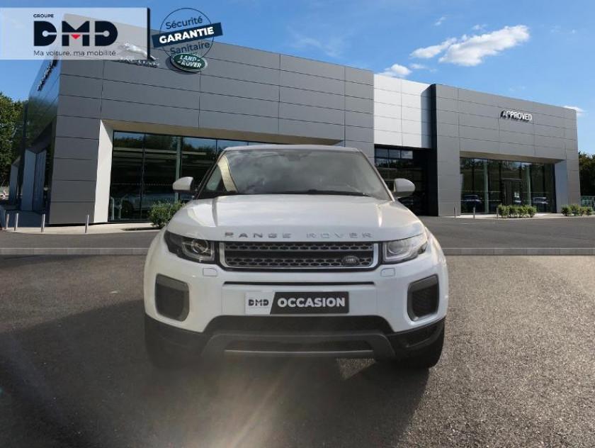 Land Rover Evoque 2.0 Td4 180 Se Bva Mark Iii - Visuel #4