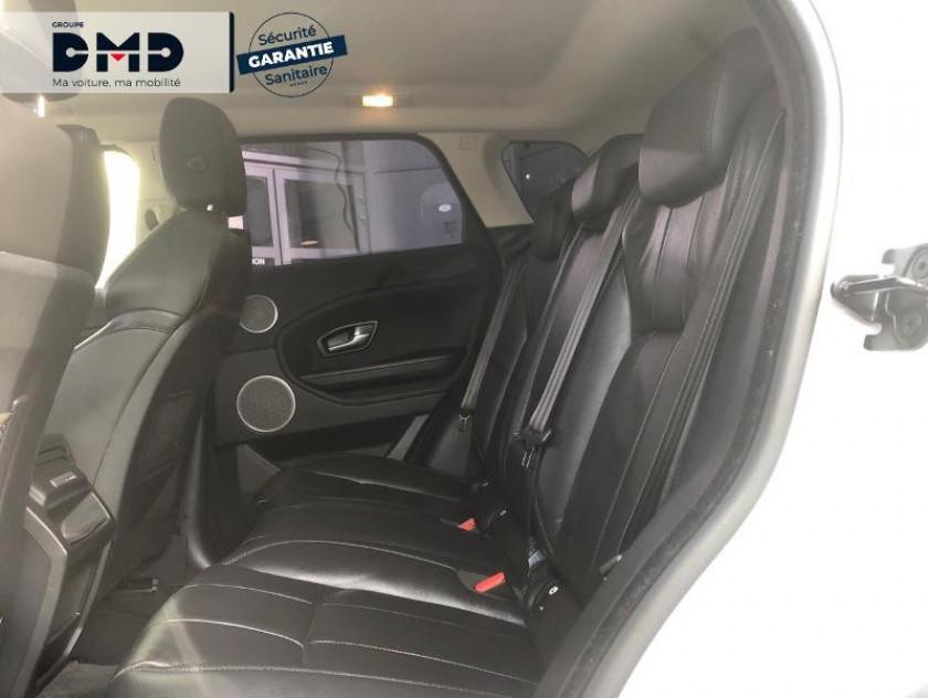 Land Rover Evoque 2.0 Td4 180 Se Bva Mark Iii - Visuel #10