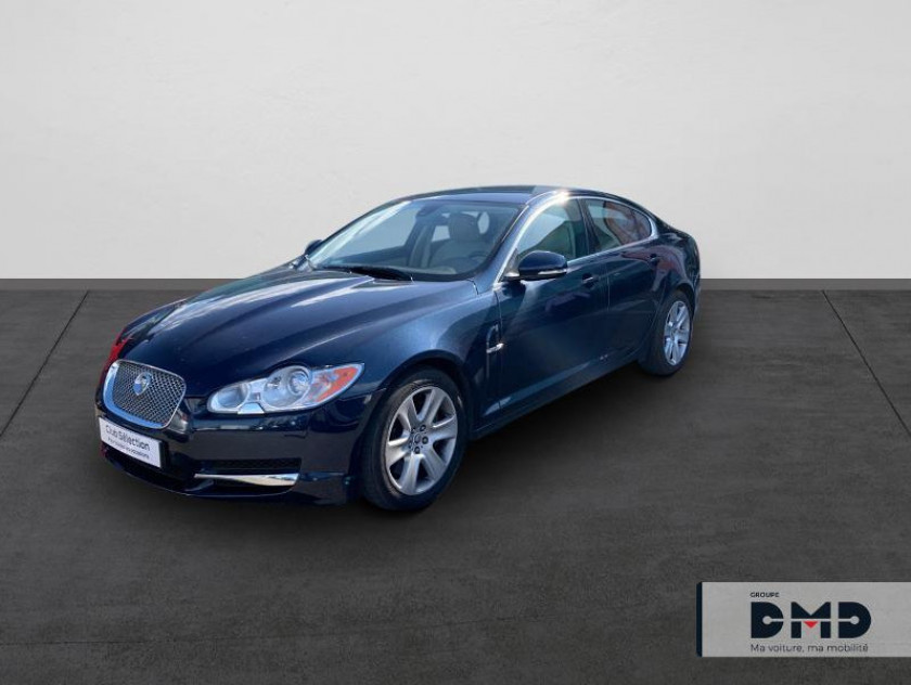 Jaguar Xf 3.0 V6 D Luxe Premium - Visuel #15