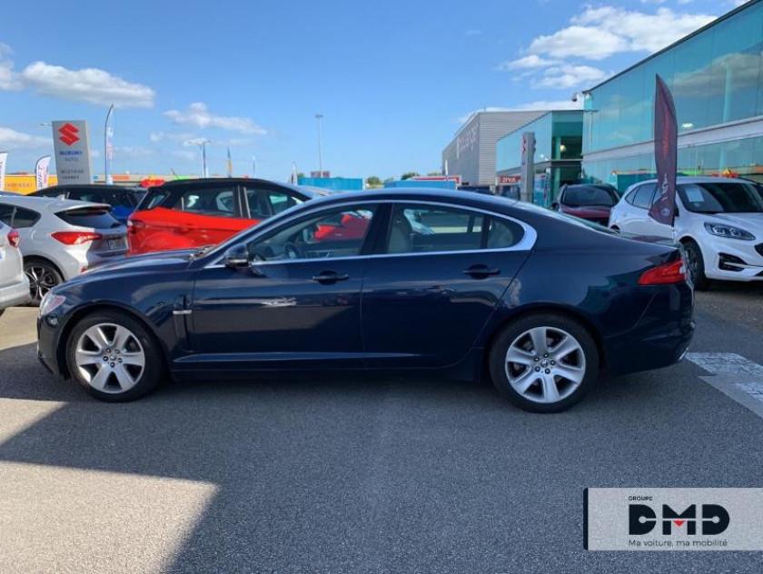 Jaguar Xf 3.0 V6 D Luxe Premium - Visuel #1
