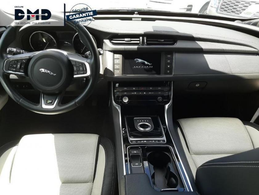 Jaguar Xf 2.0d 180ch R-sport Bva - Visuel #5
