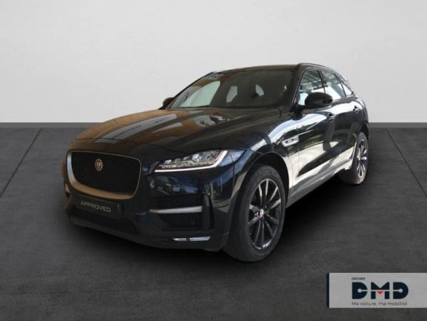 Jaguar F-pace 2.0d 180ch R-sport - Visuel #1