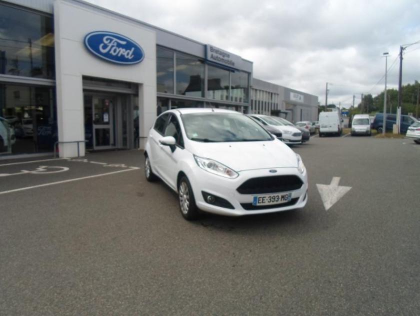 Ford Fiesta 1.25 82ch Edition 5p - Visuel #1