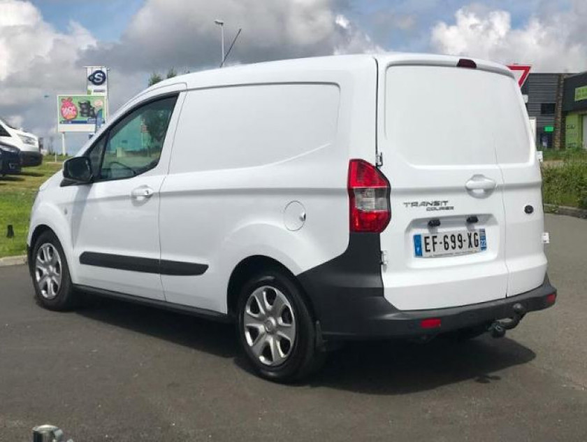 Ford Transit Courier 1.5 Td 95ch Trend Euro6 - Visuel #2