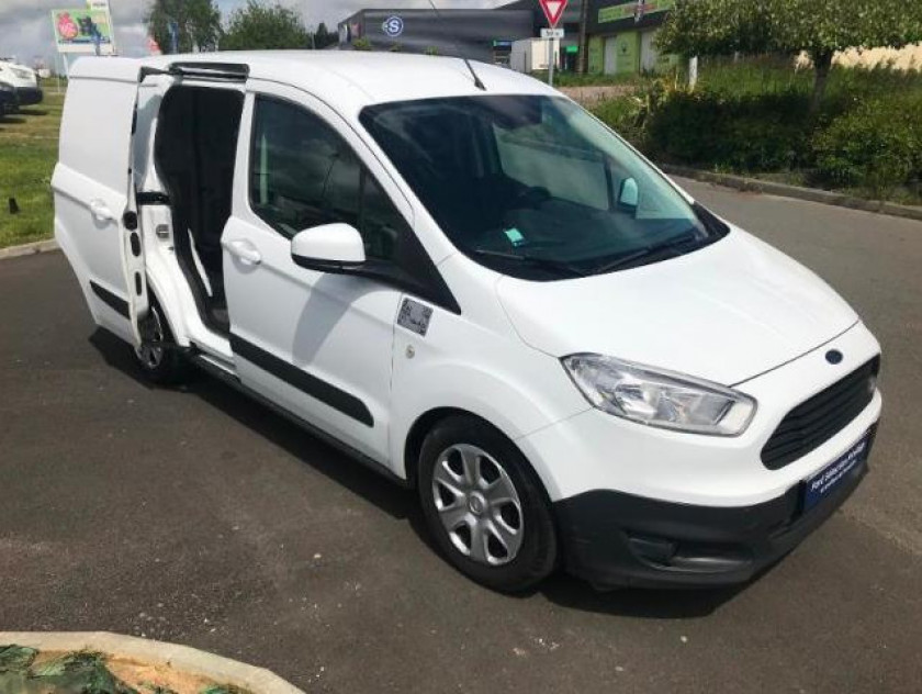 Ford Transit Courier 1.5 Td 95ch Trend Euro6 - Visuel #6