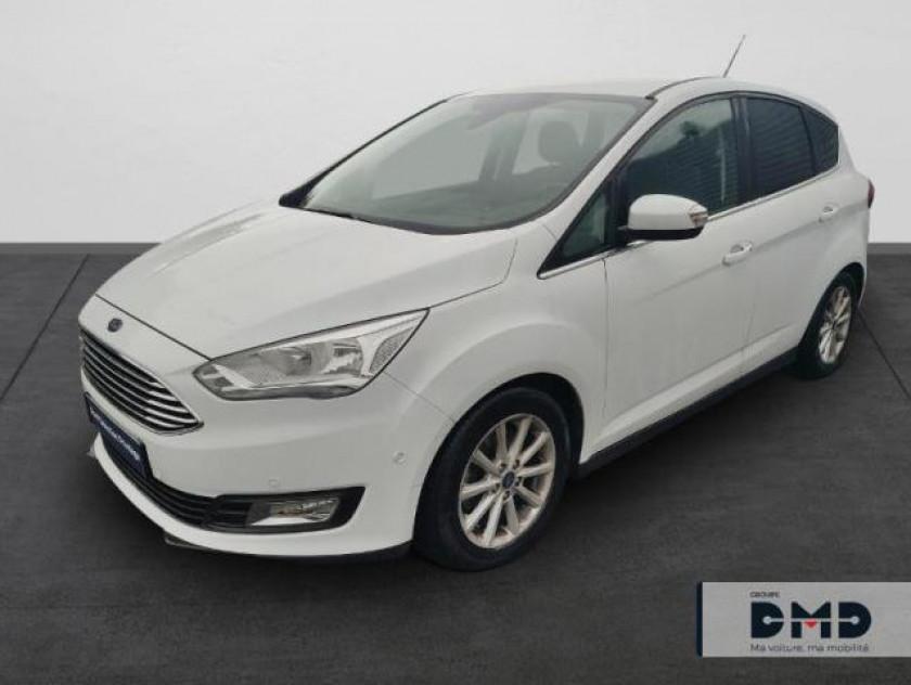 Ford C-max 1.5 Ecoboost 150ch Stop&start Titanium Bva - Visuel #22
