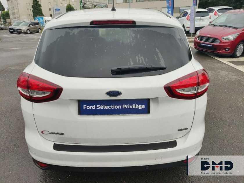 Ford C-max 1.5 Ecoboost 150ch Stop&start Titanium Bva - Visuel #11