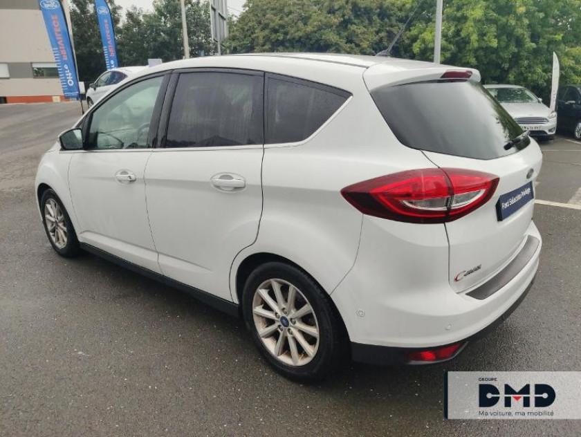 Ford C-max 1.5 Ecoboost 150ch Stop&start Titanium Bva - Visuel #3