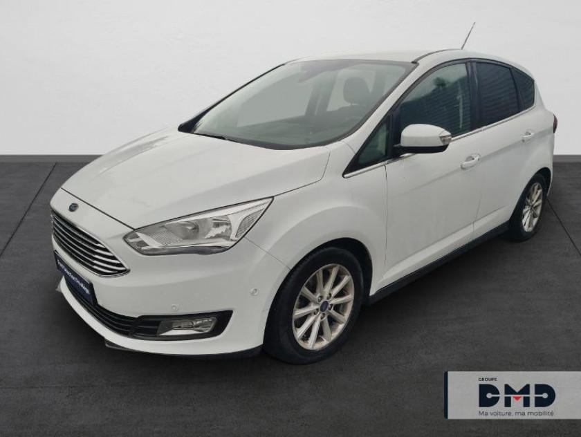 Ford C-max 1.5 Ecoboost 150ch Stop&start Titanium Bva - Visuel #1