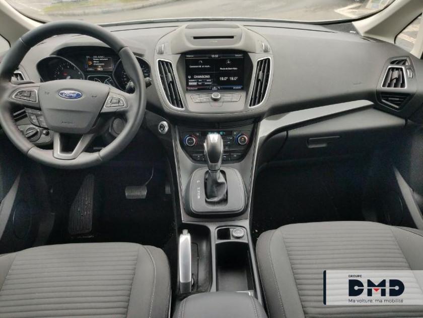 Ford C-max 1.5 Ecoboost 150ch Stop&start Titanium Bva - Visuel #5