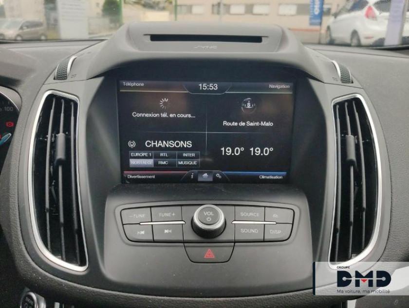 Ford C-max 1.5 Ecoboost 150ch Stop&start Titanium Bva - Visuel #6