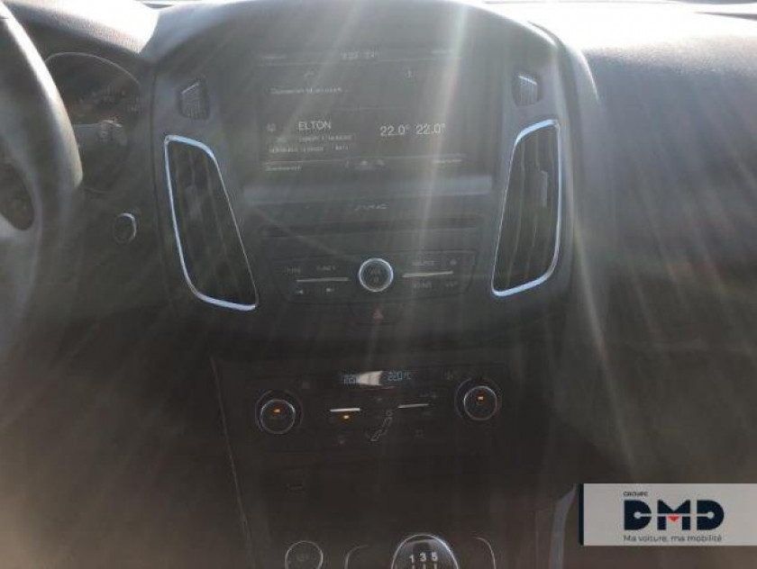 Ford Focus Sw 1.0 Ecoboost 100ch Stop&start Titanium - Visuel #6