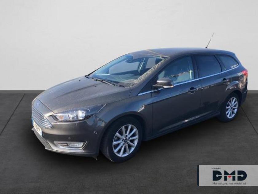 Ford Focus Sw 1.0 Ecoboost 100ch Stop&start Titanium - Visuel #1
