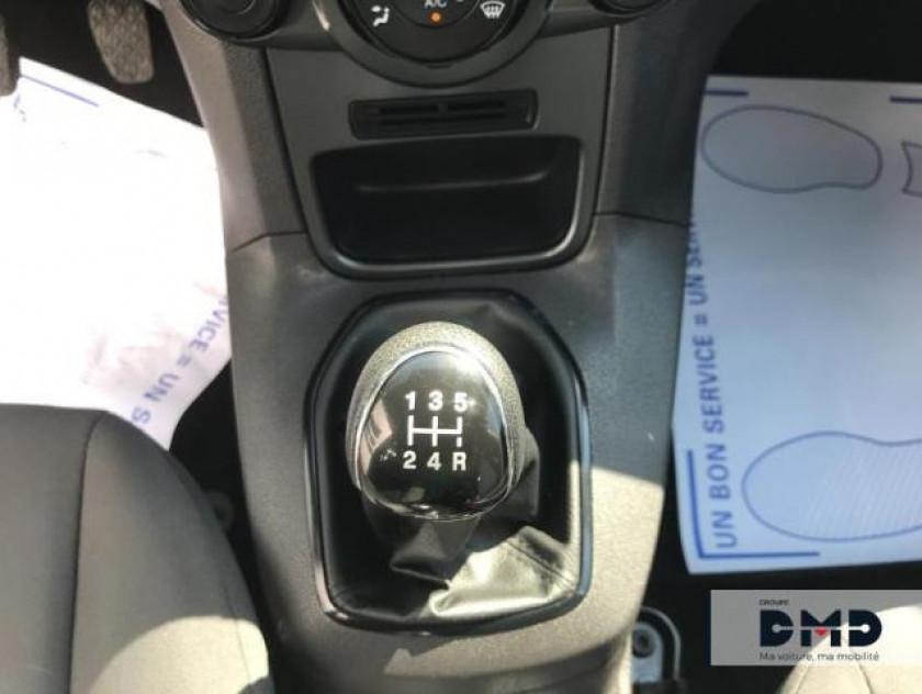 Ford Fiesta 1.25 60ch Edition 5p - Visuel #8