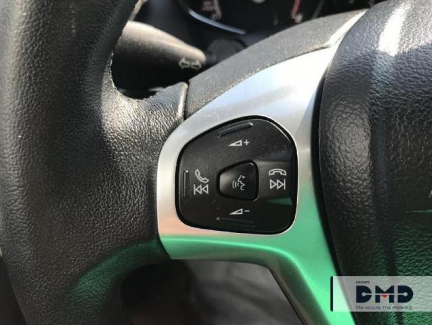 Ford Fiesta 1.25 60ch Edition 5p - Visuel #14